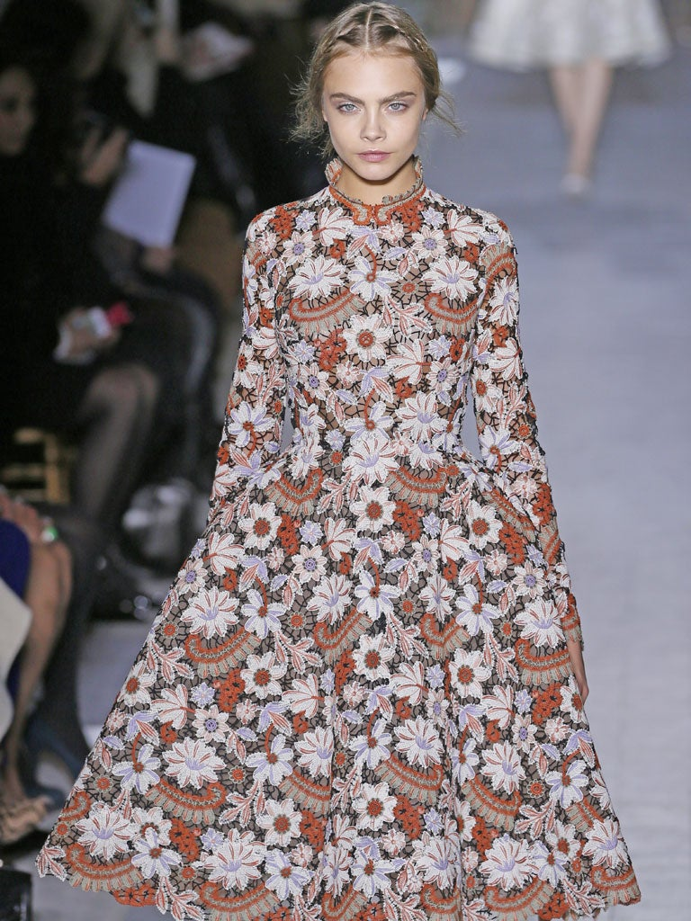 Valentino Will Get you Noticed, Plus Other Lessons From My Day as a Street StyleStar pics
