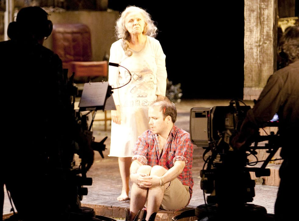 At a screen near you: The Last of the Haussmans, live from the NT