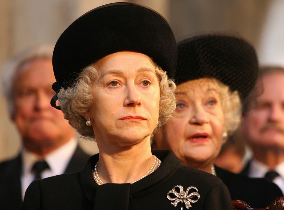 Helen Mirren as Queen Elizabeth II in Peter Morgan's The Audience
