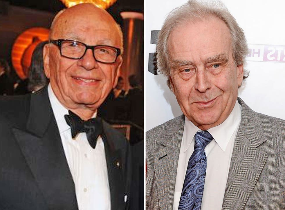 """Rupert Murdoch last night personally apologised for a """"grotesque, offensive"""" cartoon in the Sunday Times by Gerald Scarfe"""