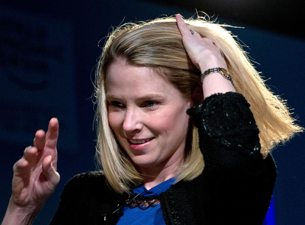 Marissa Mayer wasn't able to work the oracle on Yahoo