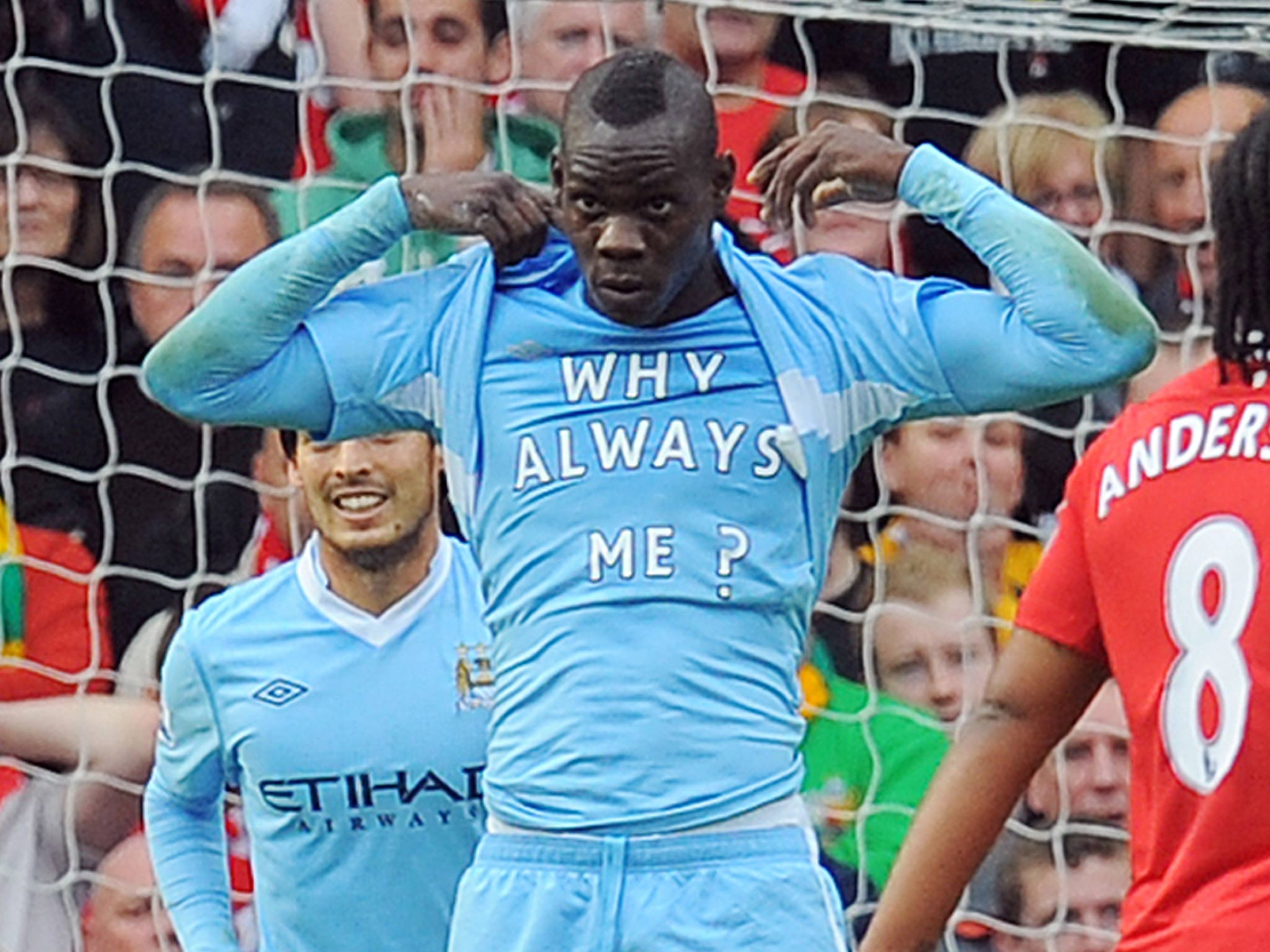 Image result for mario balotelli who always me