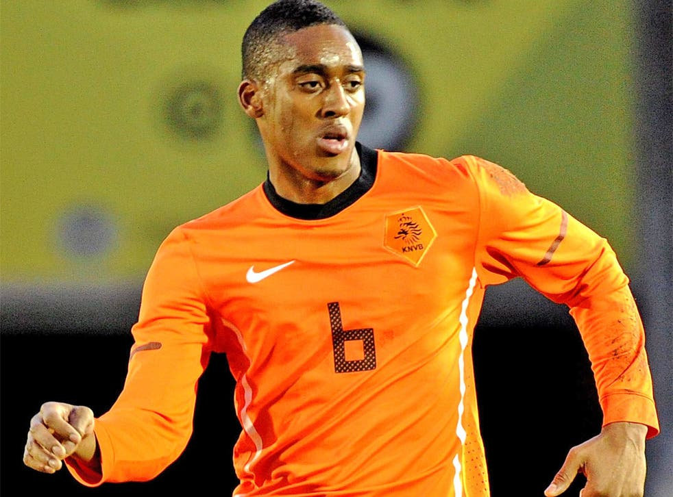 Combative midfielder: Leroy 'The Bouncer' Fer