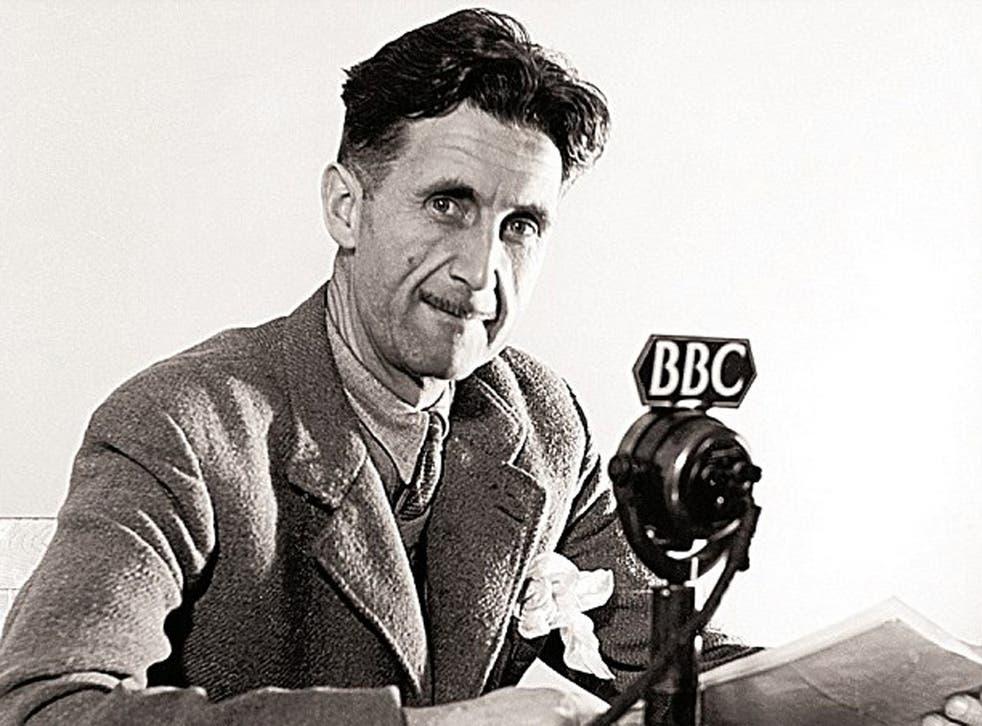 Broadcast days: George Orwell