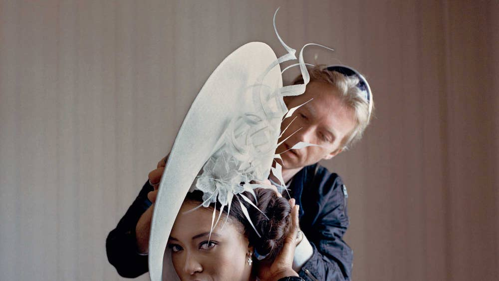 757e05f6b67f02 Hat trick: How milliner to the stars Philip Treacy gets ahead | The ...