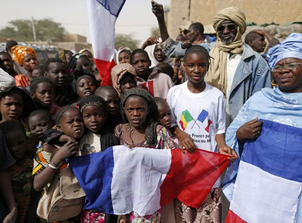 As celebrations continue after the liberation of Timbuktu and French President François Hollande prepares to fly into Mali, French troops with a core of special forces are hunting Adama and his fellow leaders in the deserts and mountains of Mali