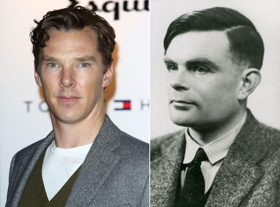 Benedict Cumberbatch 'in talks' to play Alan Turing