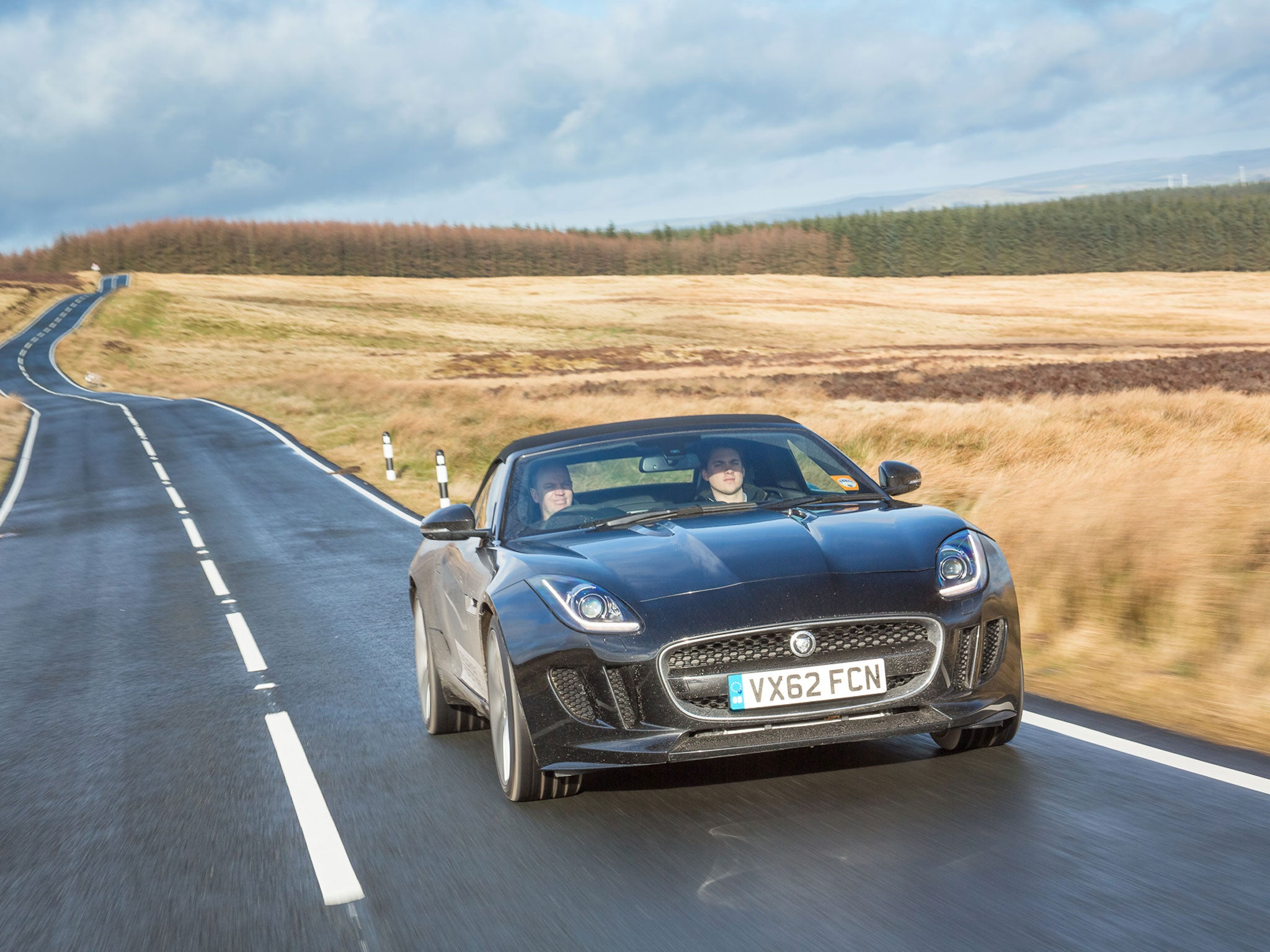 Jaguar F-Type - First Ride   The Independentindependent_brand_ident_LOGOUntitled