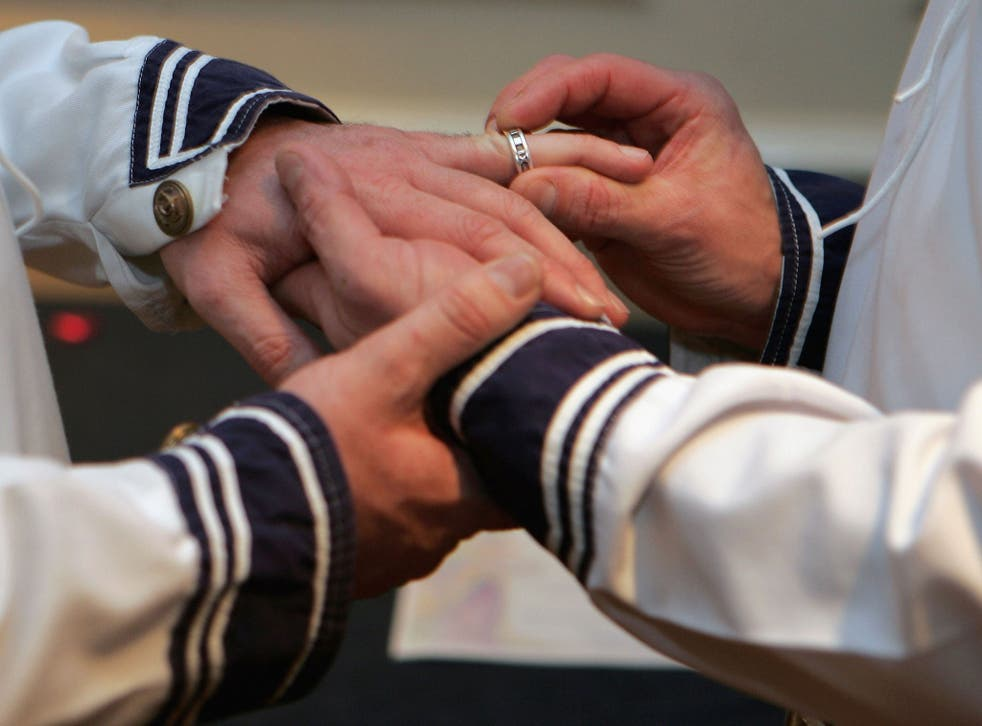 With this ring: Rebel Tory MPs threaten a 'long war' over Cameron's plans for gay marriage