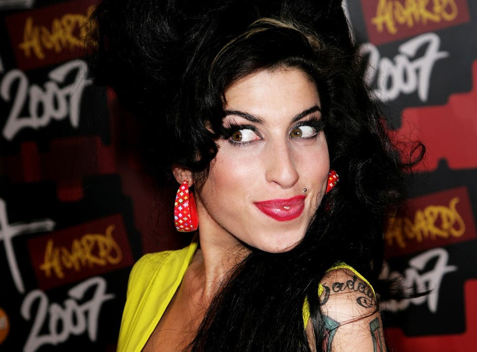 Walk on by: Amy Winehouse could be on the Camden walk of fame