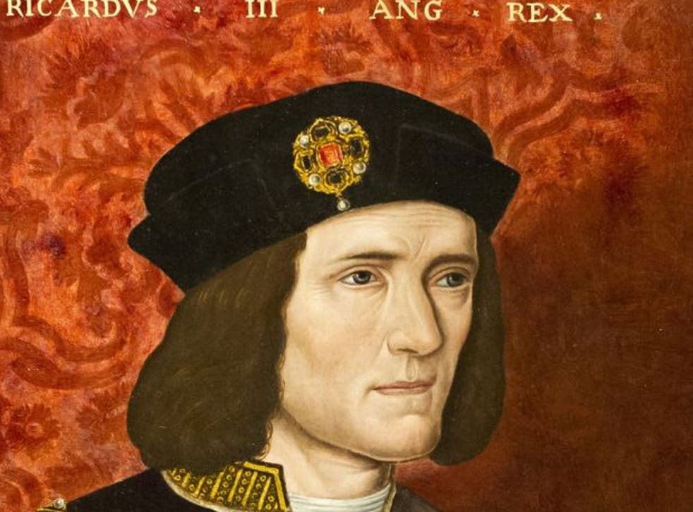 Remains of King Richard III were discovered underneath a car park in Leicester