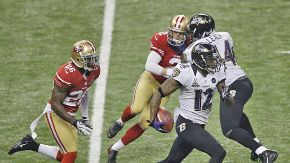 Blackout hits Super Bowl XLVII spectacle as Baltimore Ravens beat San  Francisco 49ers in classic 62596c38d
