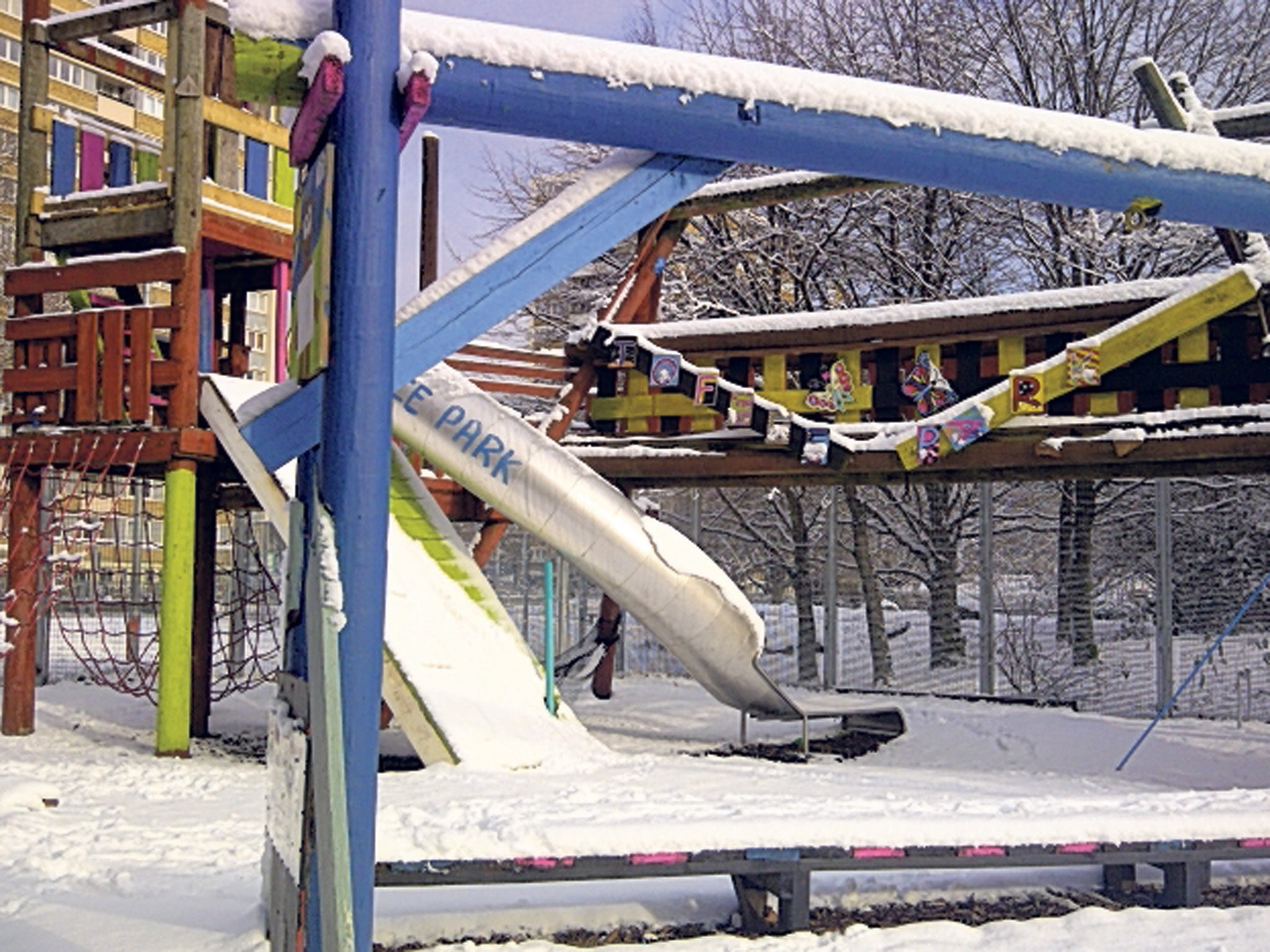 The Best Adventure Playgrounds The Independent - 15 of the worlds coolest playgrounds
