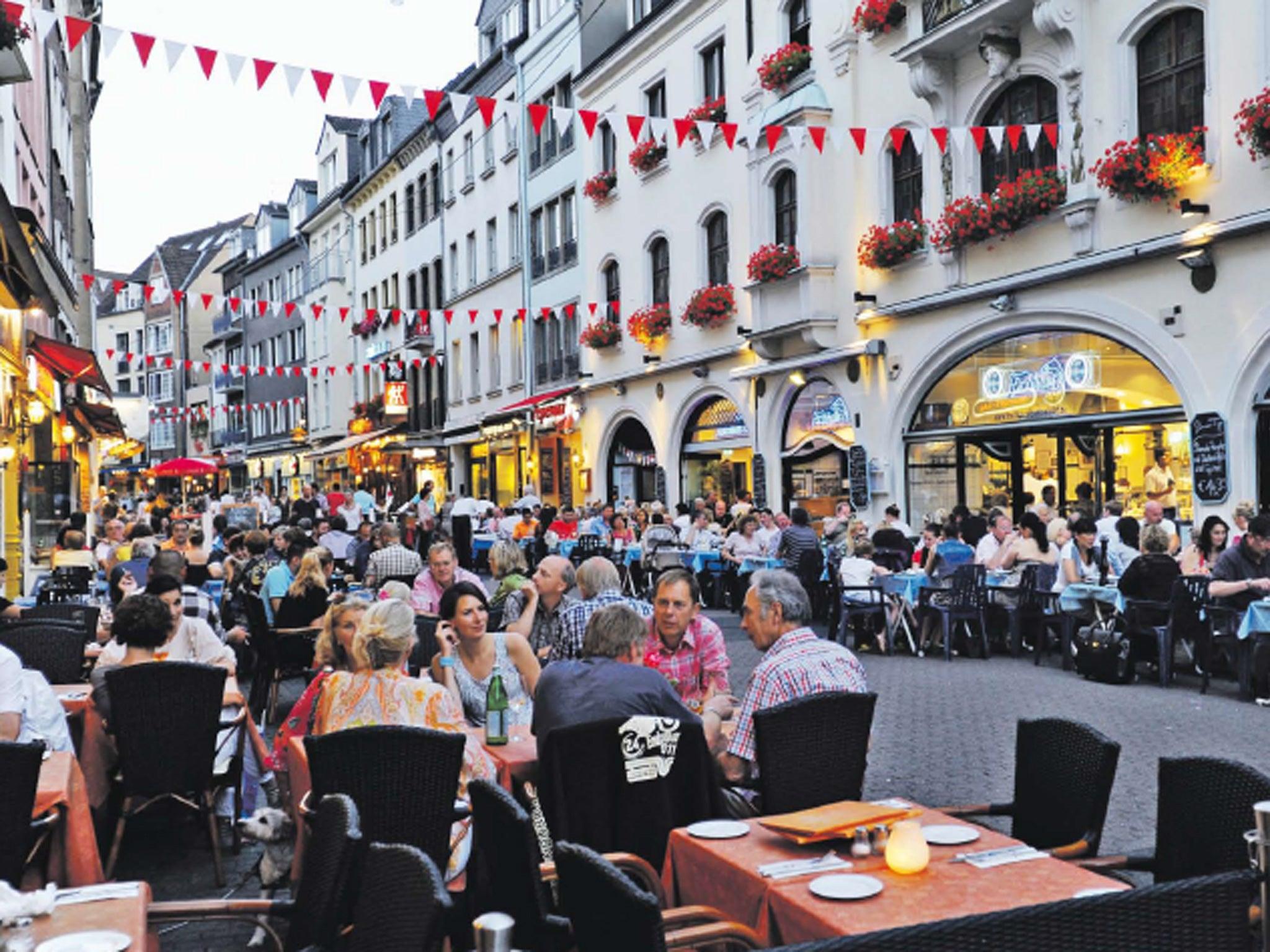 Dusseldorf dating
