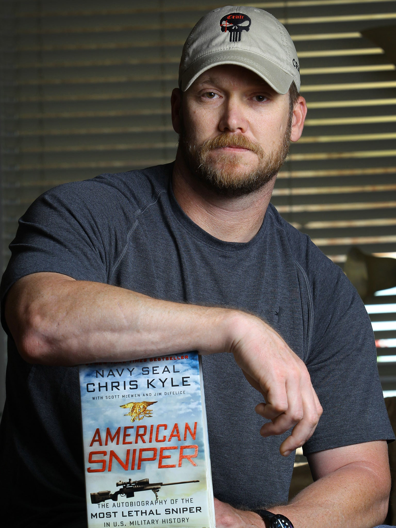 Chris Kyle: US Navy Seal sniper | The Independent