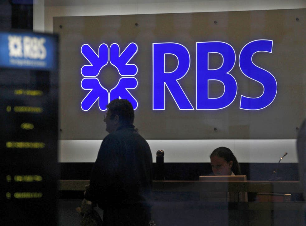 RBS is 80 per cent taxpayer-owned