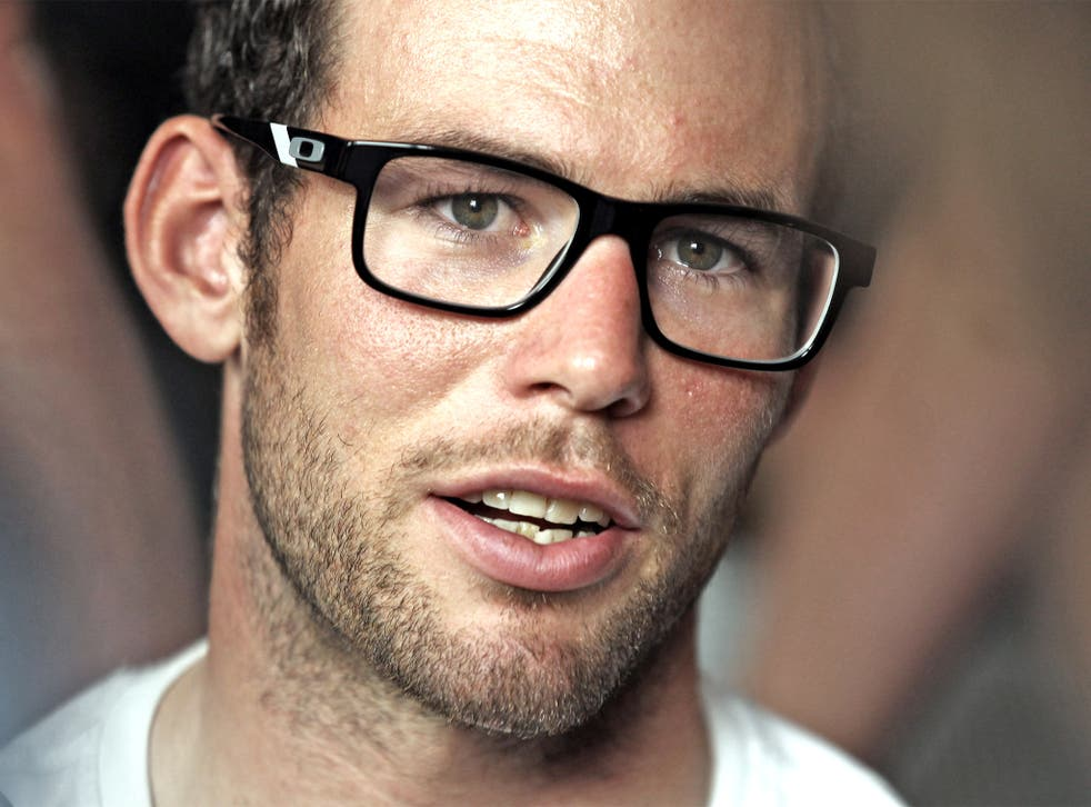 Mark Cavendish is encouraged by his early-season form