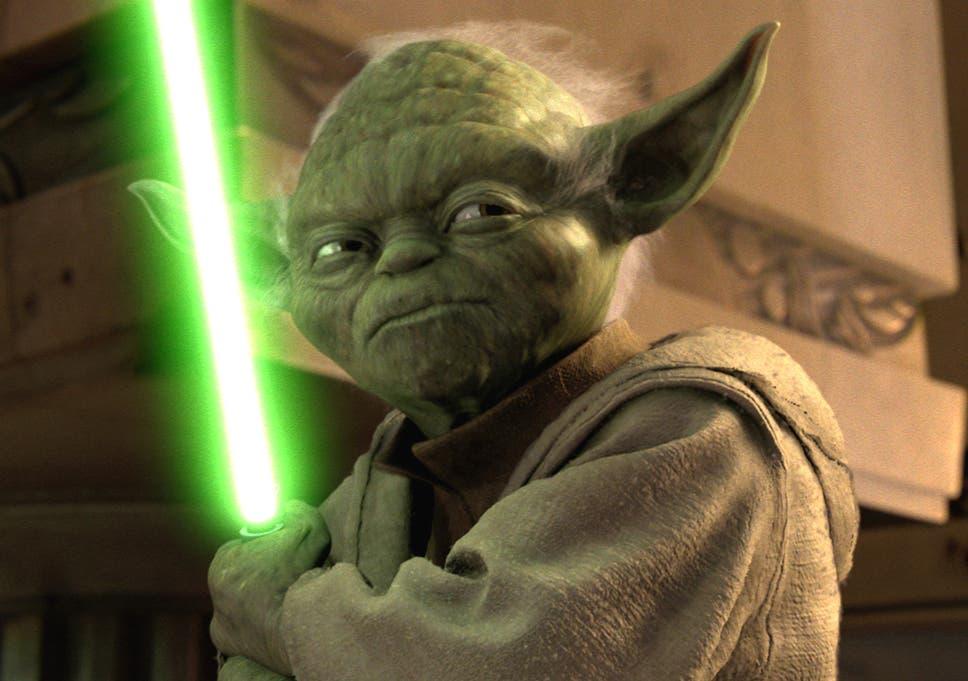 star wars yoda film a bit green but a great leading man the