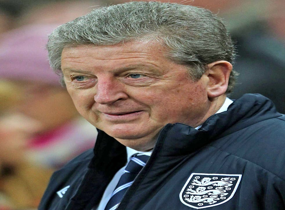 Roy Hodgson is the first England manager for 23 years to beat Brazil