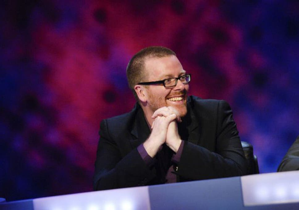 Frankie Boyle: If you're a writer these days our culture ...