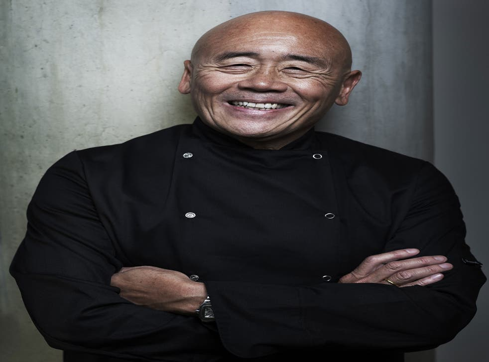 Ken Hom: 'When I come to the UK and to London, I really want to eat good Chinese food and the UK has some of the best Chinese food in Europe.'