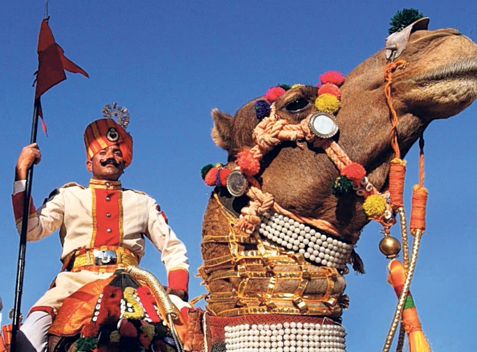 Jaisalmer Desert Festival celebrates Rajasthani culture