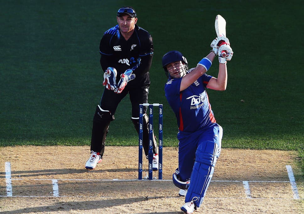 England score freely at Eden Park in first Twenty20 against New