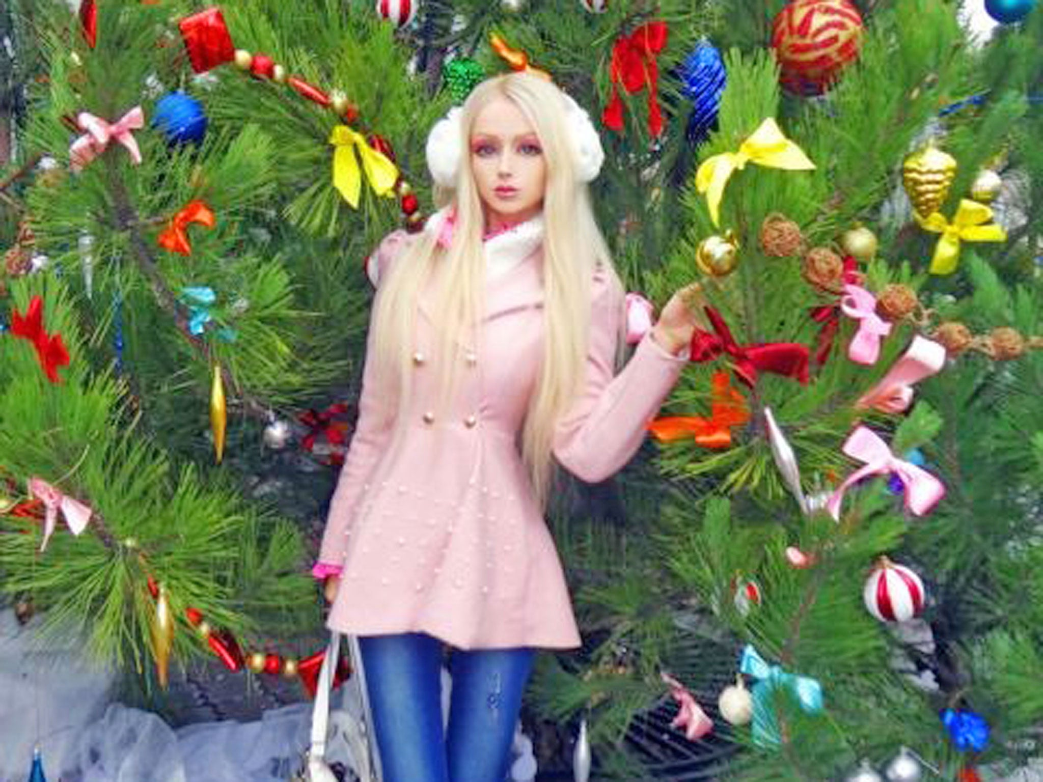 news world europe life plastic fantastic meet ukraine real barbie girl