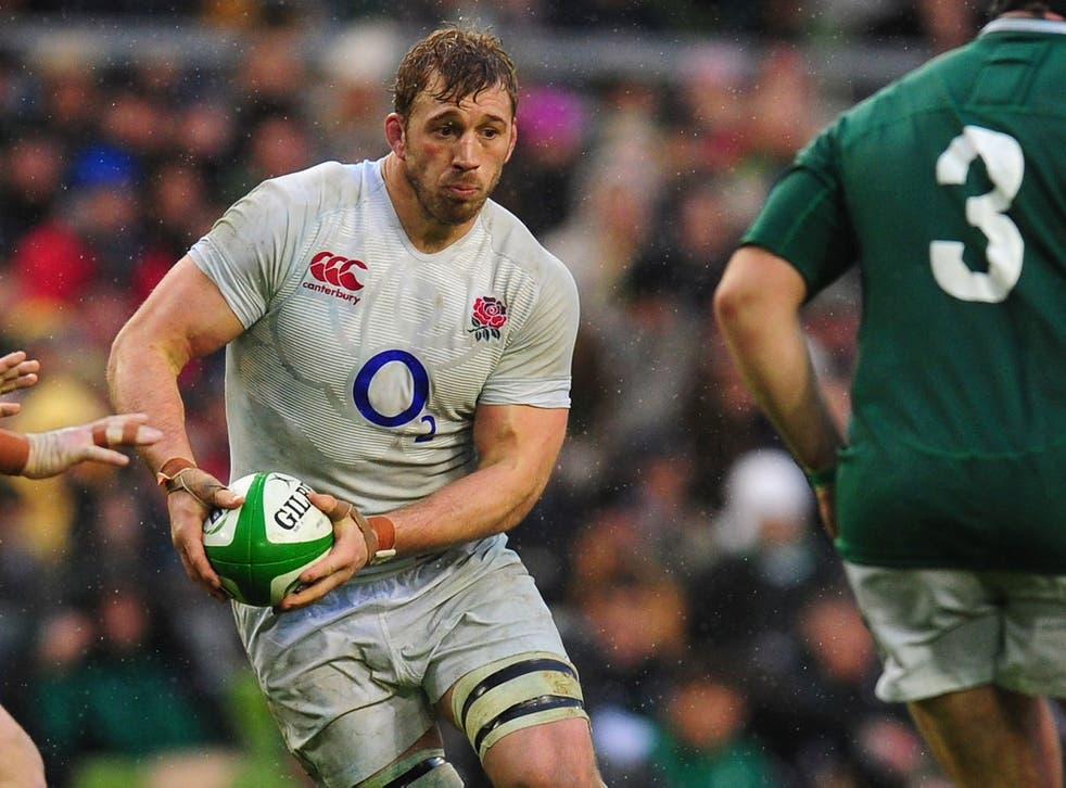 7 – Chris Robshaw (England) – The English captain led his side to a first victory in Ireland for 10 years. Brilliant defensively and always looked to ship the ball on from first receiver. Lead-from-the-front example shown by taking final line-out