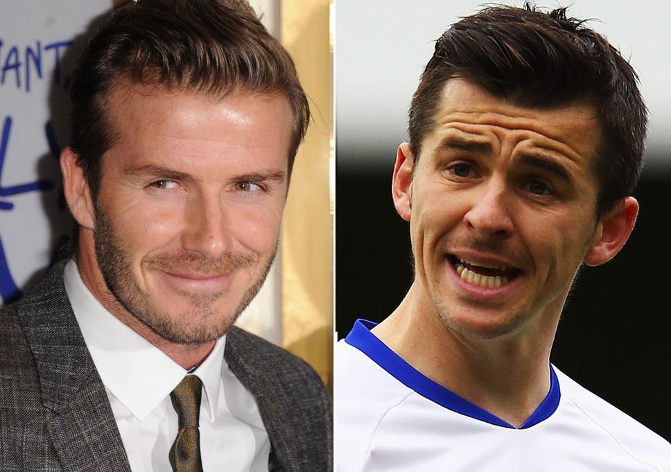 Joey barton says david beckham is not a big worry the independent david beckham left might make his paris st germain debut against a marseille side m4hsunfo