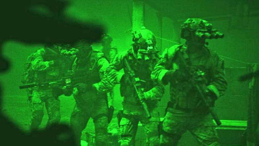 Who really killed the al-Qa'ida leader? SEAL Team 6 member