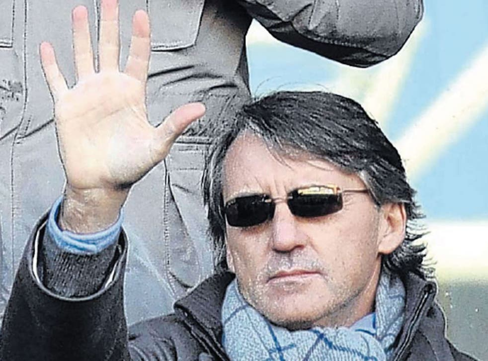 Roberto Mancini should keep his job until the summer thanks to patient owners