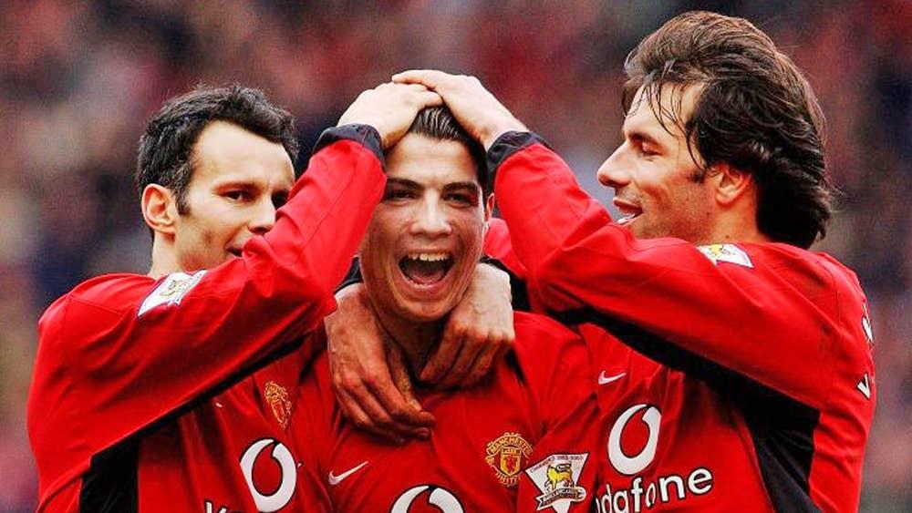 3720aa7e8 How Manchester United made Cristiano Ronaldo