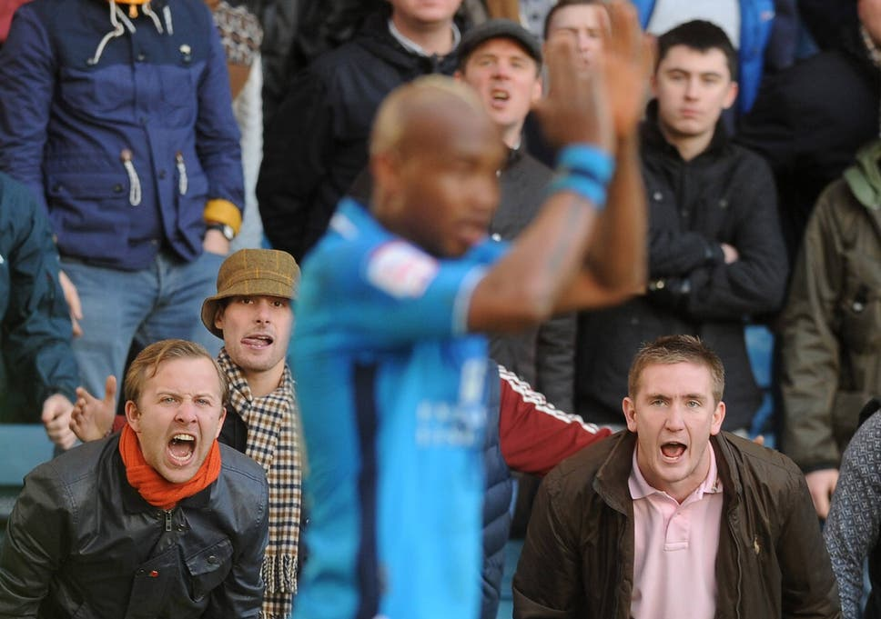 Millwall: man charged in El-Hadji Diouf racism abuse investigation