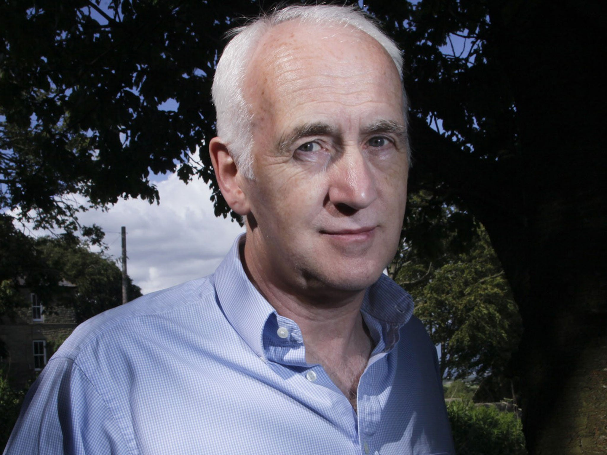 horrible histories author terry deary says he's run out of material