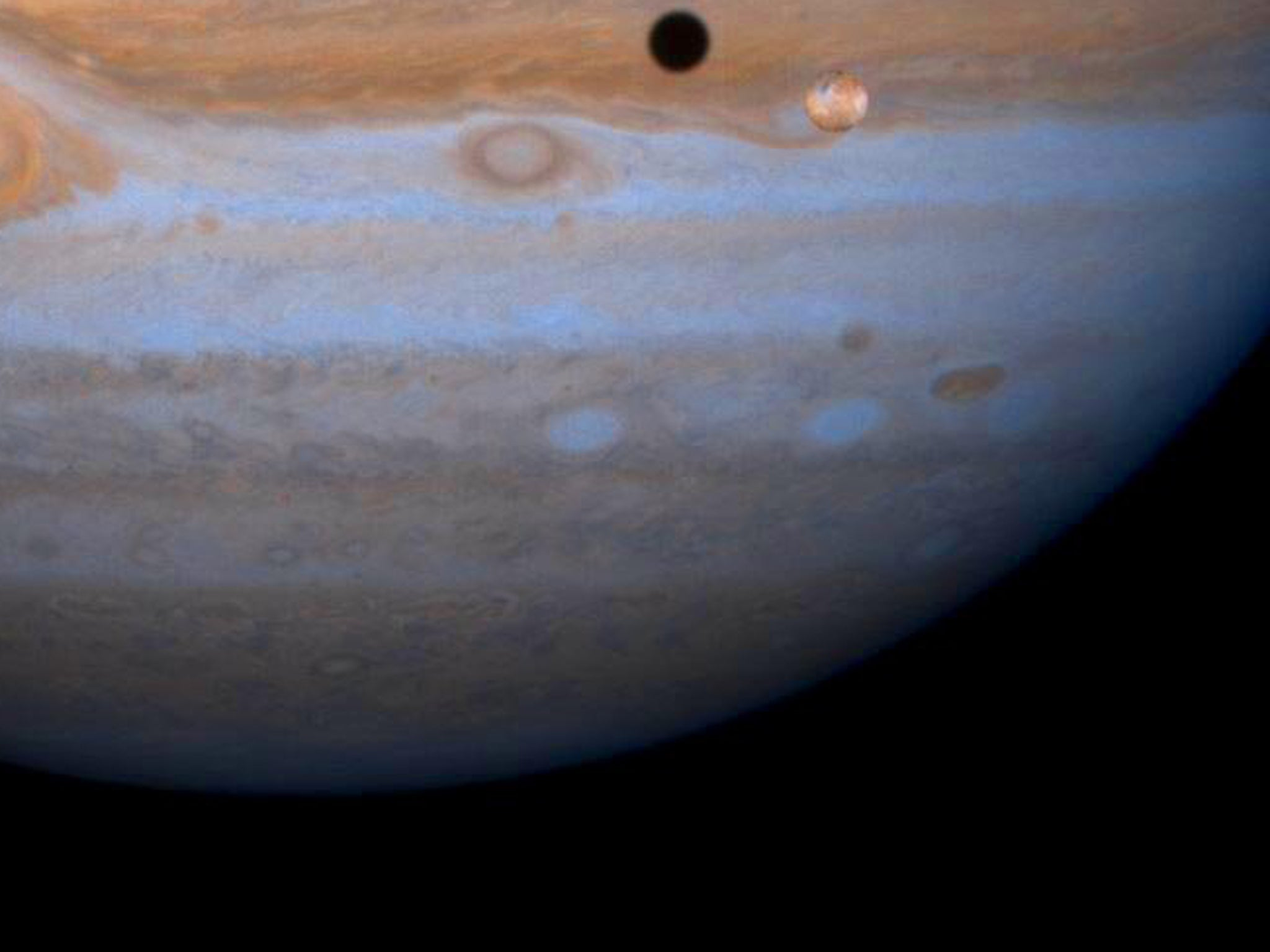 Nasa announcement about Jupiter's moon Europa won't be to say that the moon has aliens, agency clarifies