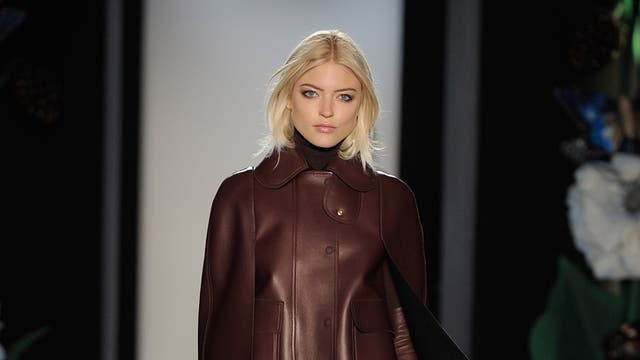 From the Mulberry Spring Summer 2013 show