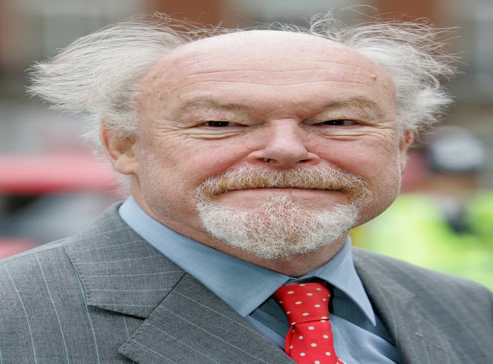 Actor Timothy West