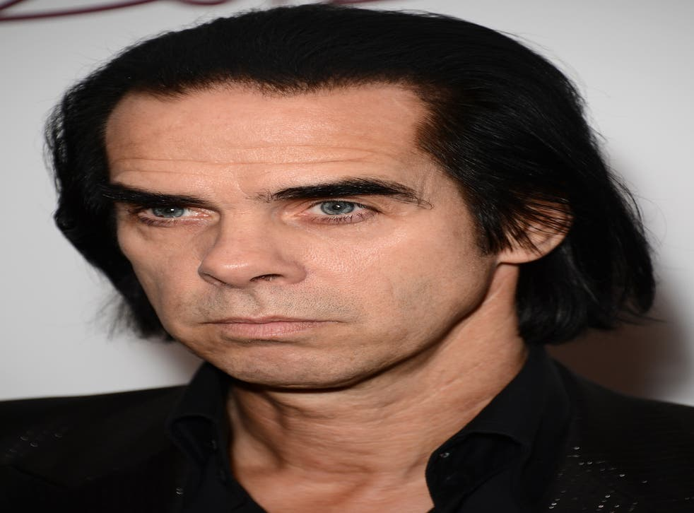 Nick Cave hated doing a Twitter Q&A with fans