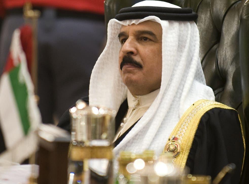 King Hamad bin Isa al-Khalifa is increasingly sidelined