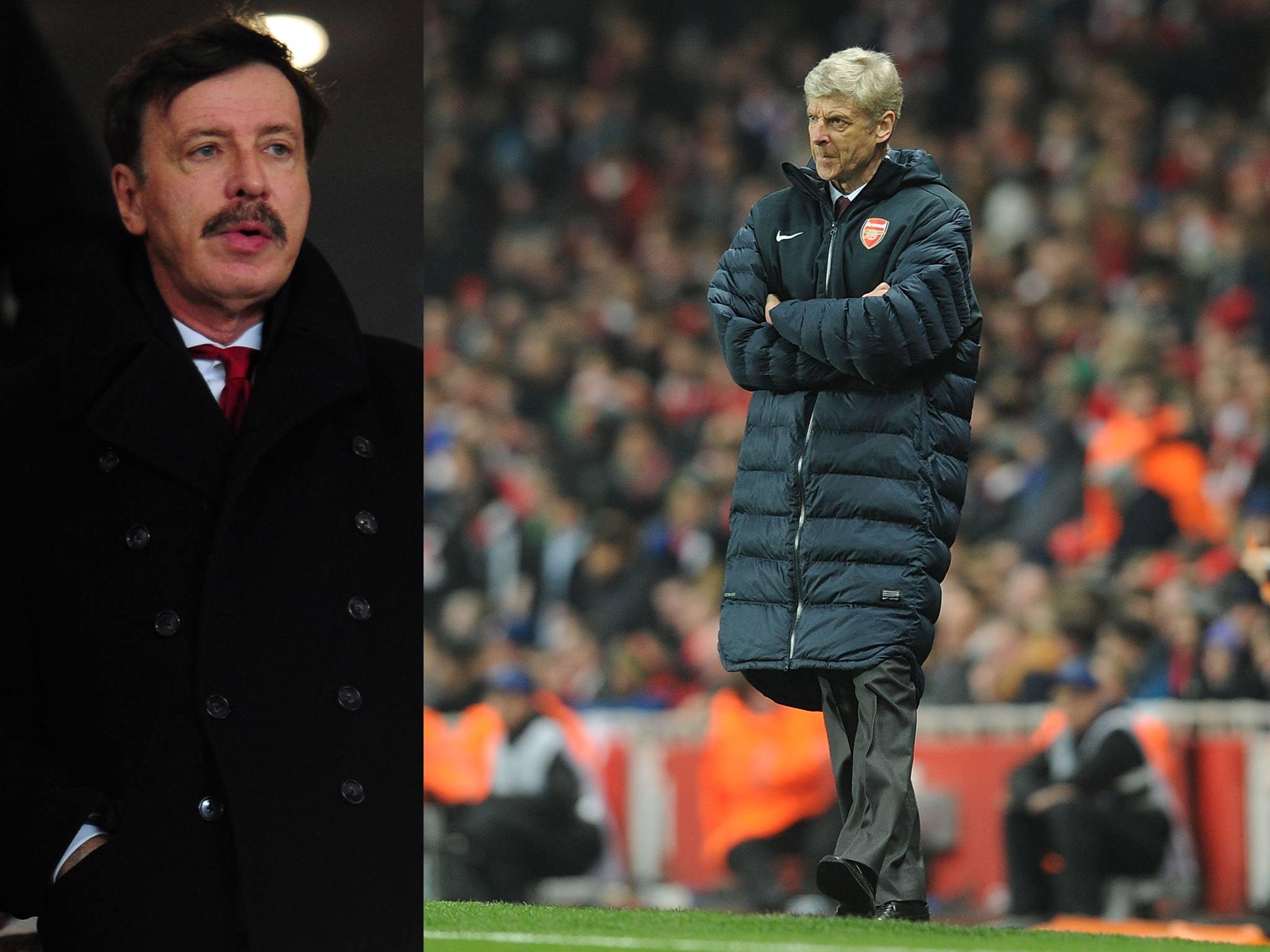 Stan Kroenke to offer Arsene Wenger full support at ...