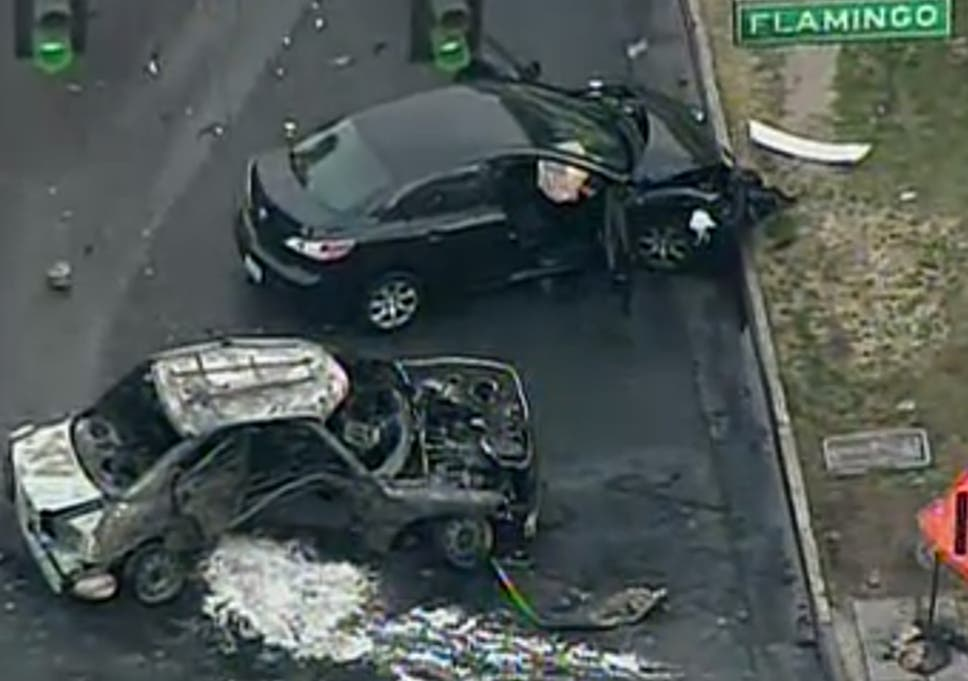 Three killed and several injured after car crash following 'rolling