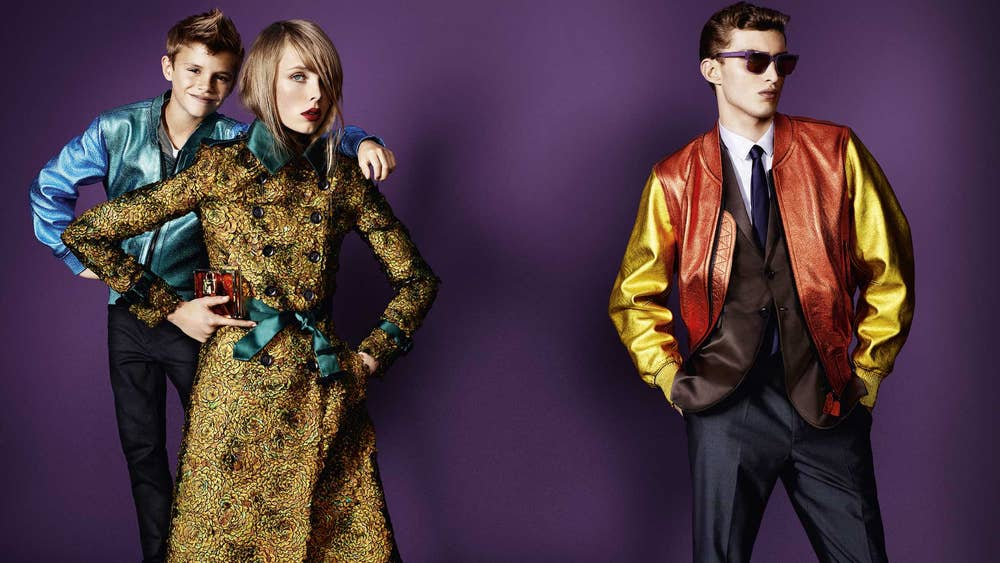 de2df562ed0 Digging trenchcoats  What makes Burberry our boldest brand    The ...