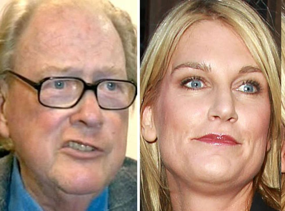 Lord McAlpine and Sally Bercow