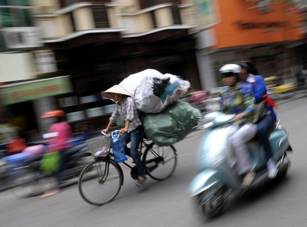 Fast-paced: life in Hanoi