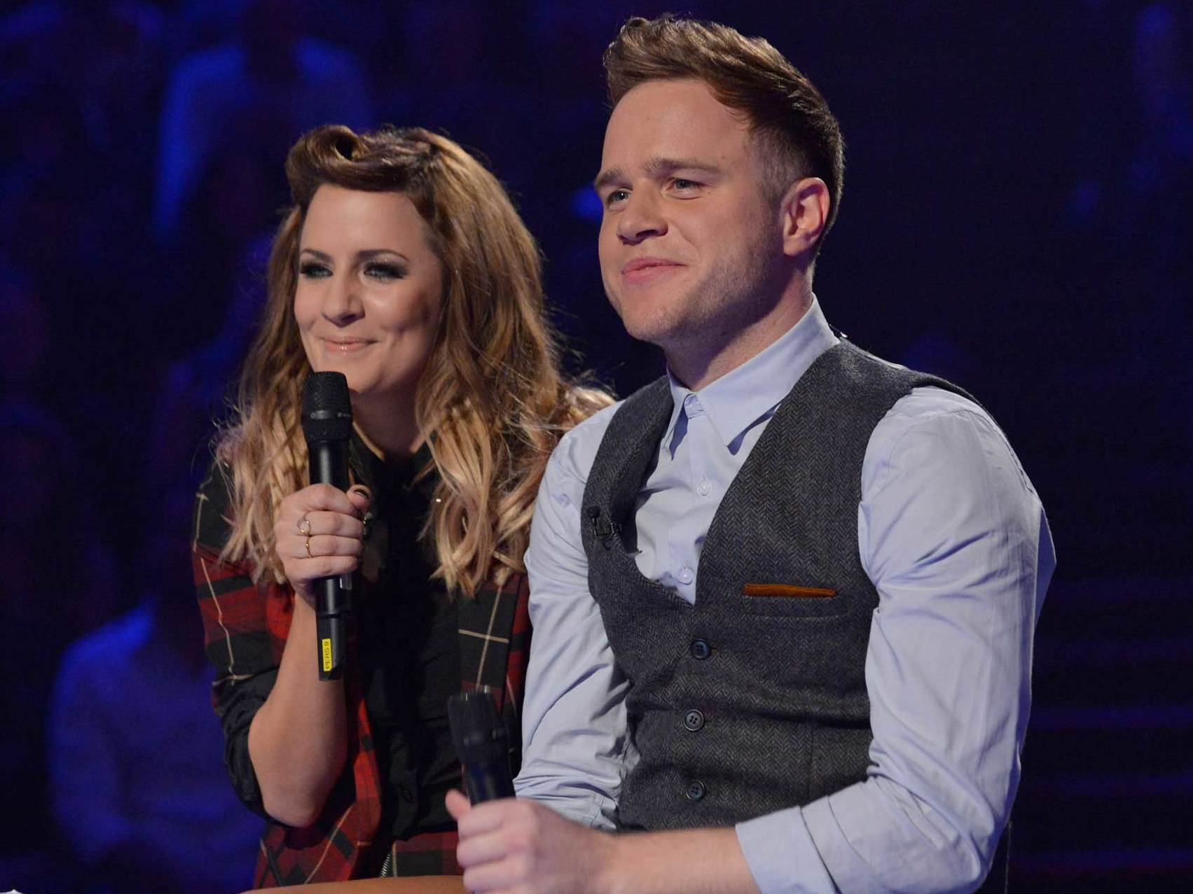 The Xtra Factor Comedian Matt Richardson To Co Present With Caroline Flack The Independent The Independent