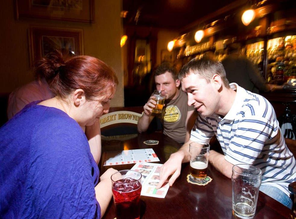 More than 600 teams took part in last year's Great British Pub Quiz