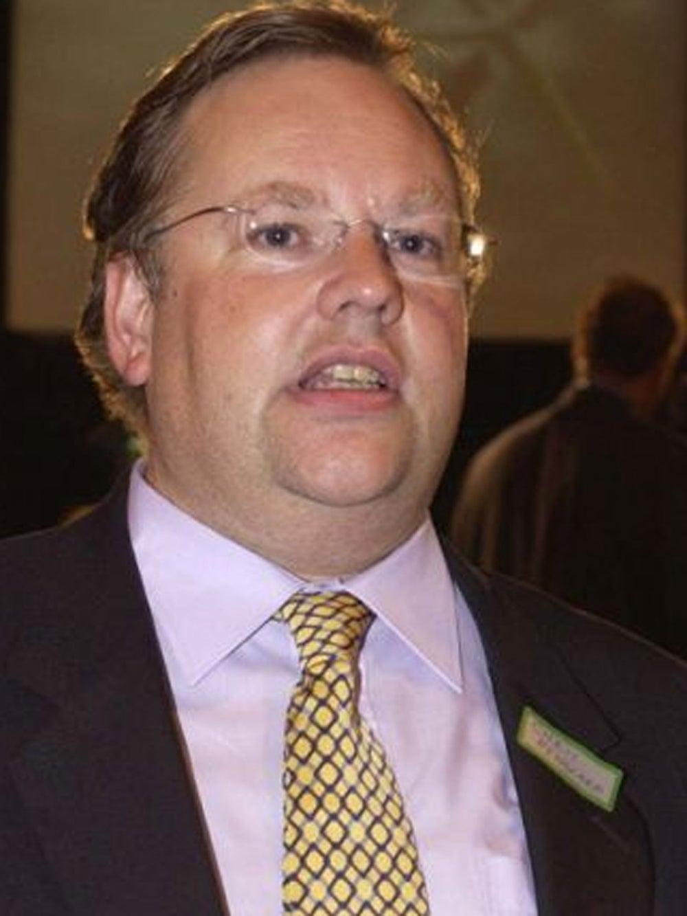 Chris Rennard, Baron Rennard
