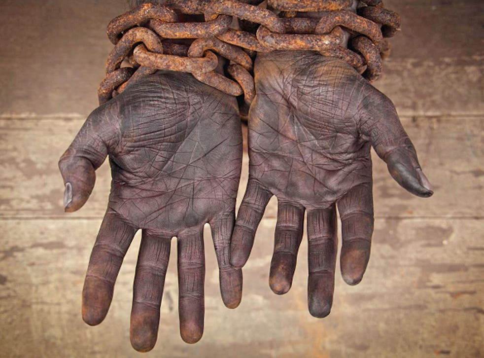 Slavery on an industrial scale was a major source of the wealth of the British empire