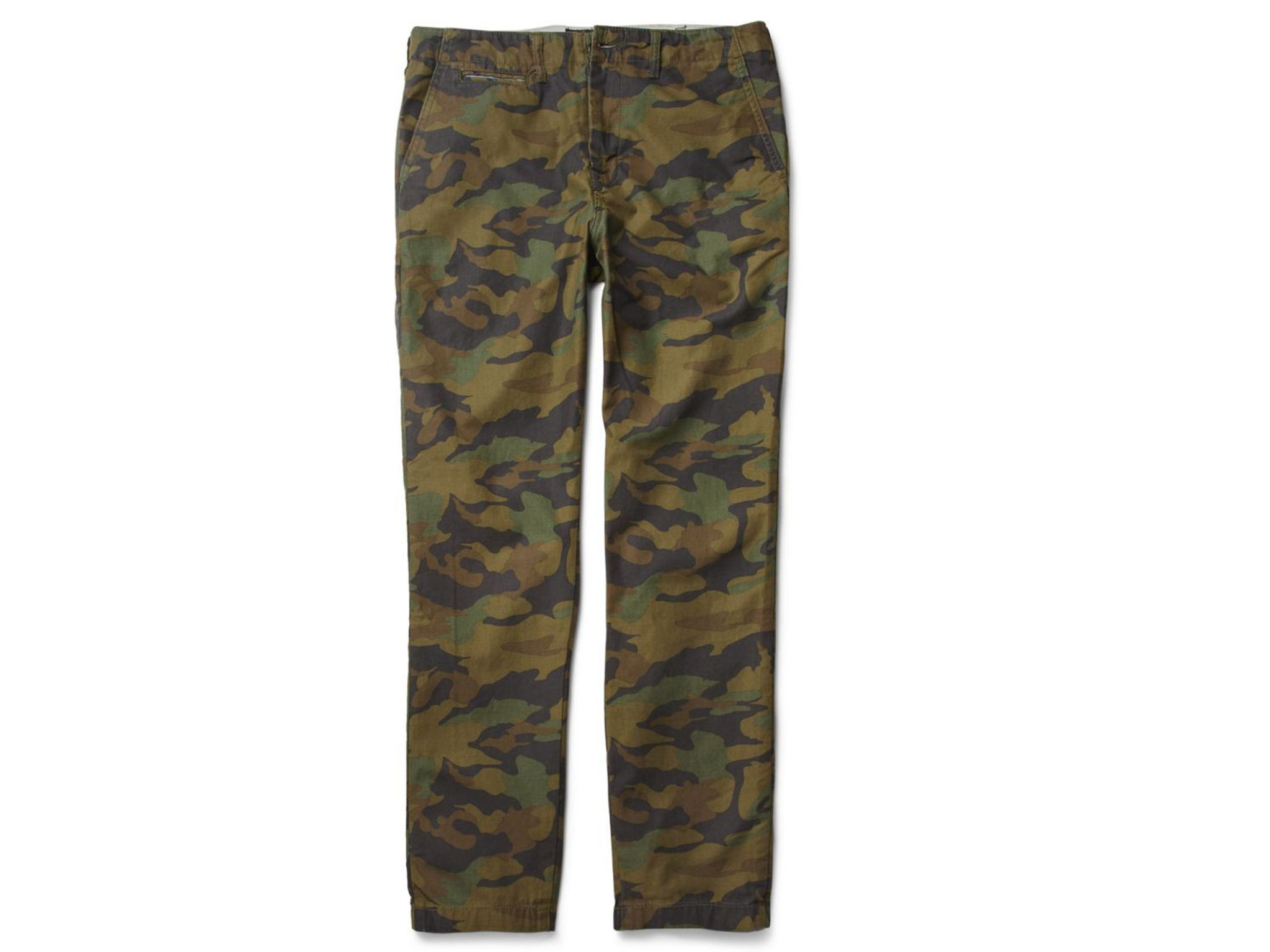 Camouflage Fashion Why The Army And Navys Patterns Are Back On Tendencies Caps Navy Pop New 1